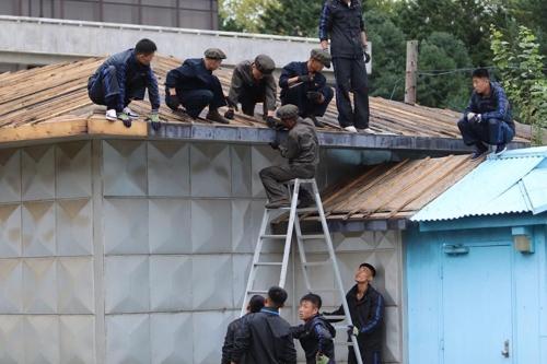 韩朝和联合国军司令部合修共同警备区建筑
