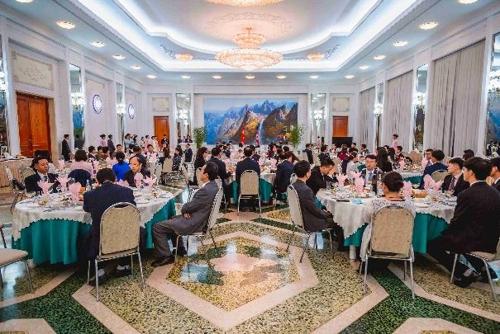 朝鲜举行新中国成立70周年庆祝活动