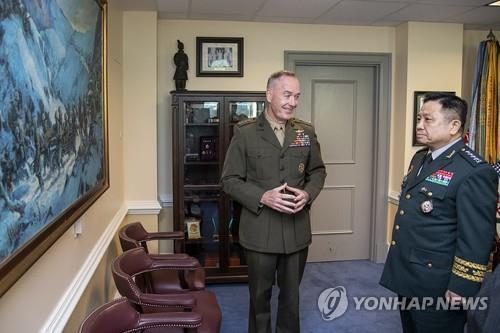 韩联参议长将出席美参联会主席交接仪式