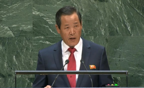 朝鲜常驻联合国代表:朝美谈判成败取决于美国