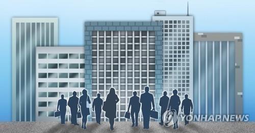 去年韩国公营企业员工平均年薪近50万元