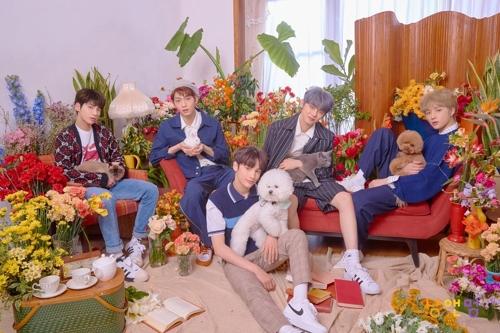韩团TXT将发布首张正规专辑