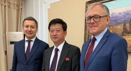 朝鲜外务省负责美国事务局长换人