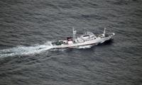 详讯:一朝鲜渔船与日本渔政船相撞沉没 全体船员获救