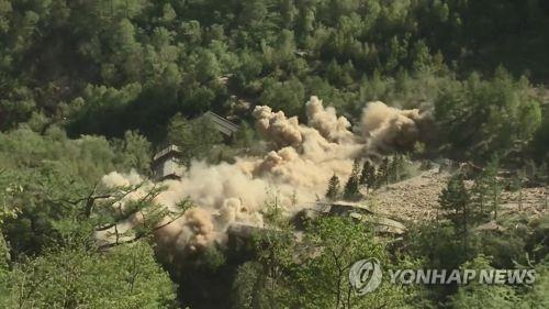韩联参议长:朝丰溪里核试验场若经修复仍可使用