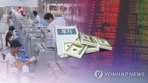 2019年第三季韩国吸引外商直接投资同比增4.8%