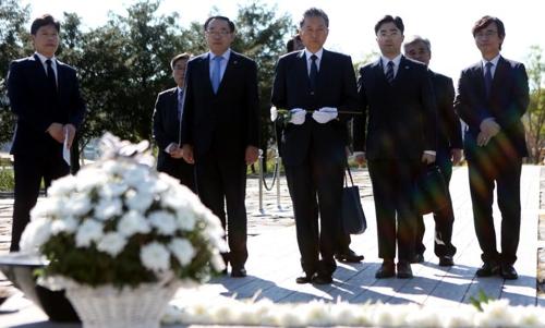 日前首相鸠山由纪夫吁韩日理解历史携手合作