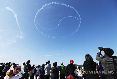 2019首尔国际航空航天展明开幕