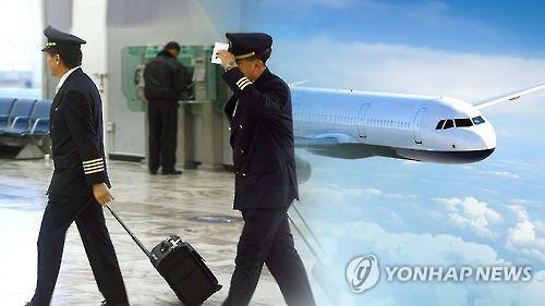 近5年460名韩国飞行员跳槽 八成就职中国