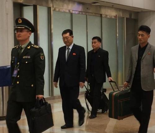 朝鲜军部高层访京或将参加香山论坛
