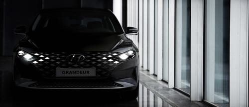 现代汽车发布第六代雅尊升级版官图