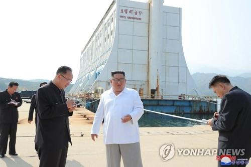 简讯:朝鲜向韩提议讨论拆除金刚山韩方设施事宜