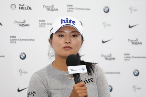 韩国球手高真荣锁定LPGA年度最佳球员奖