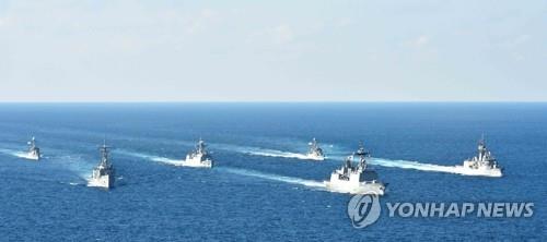 韩澳海军将在韩东部海域举行联合演习