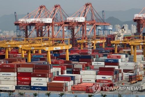 前三季韩国与FTA生效国贸易顺差同比减少31%