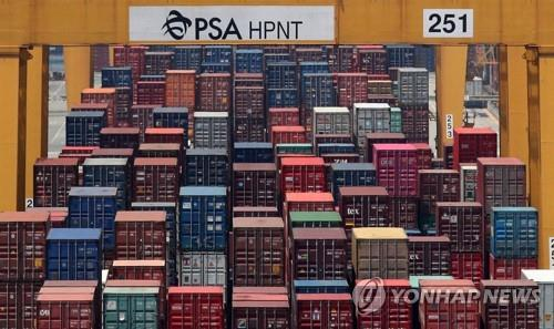 韩10月出口同比减少14.7%