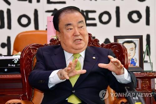 韩国会议长将访日提议修复双边关系