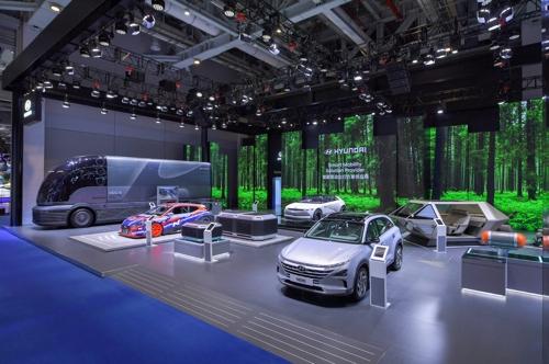 现代汽车集团三大品牌重磅亮相中国进博会