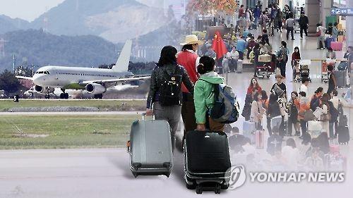 统计:近三年访韩中国人减四成相互投资增四成