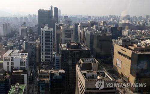 调查:上班族在首尔首选就职地为江南