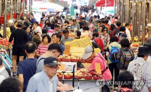 韩国人消费生活调查:食住金融最受重视
