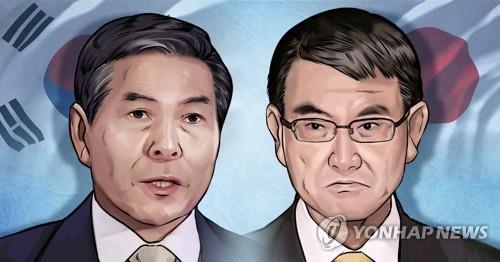 韩日和韩美日防长会谈今在泰国举行