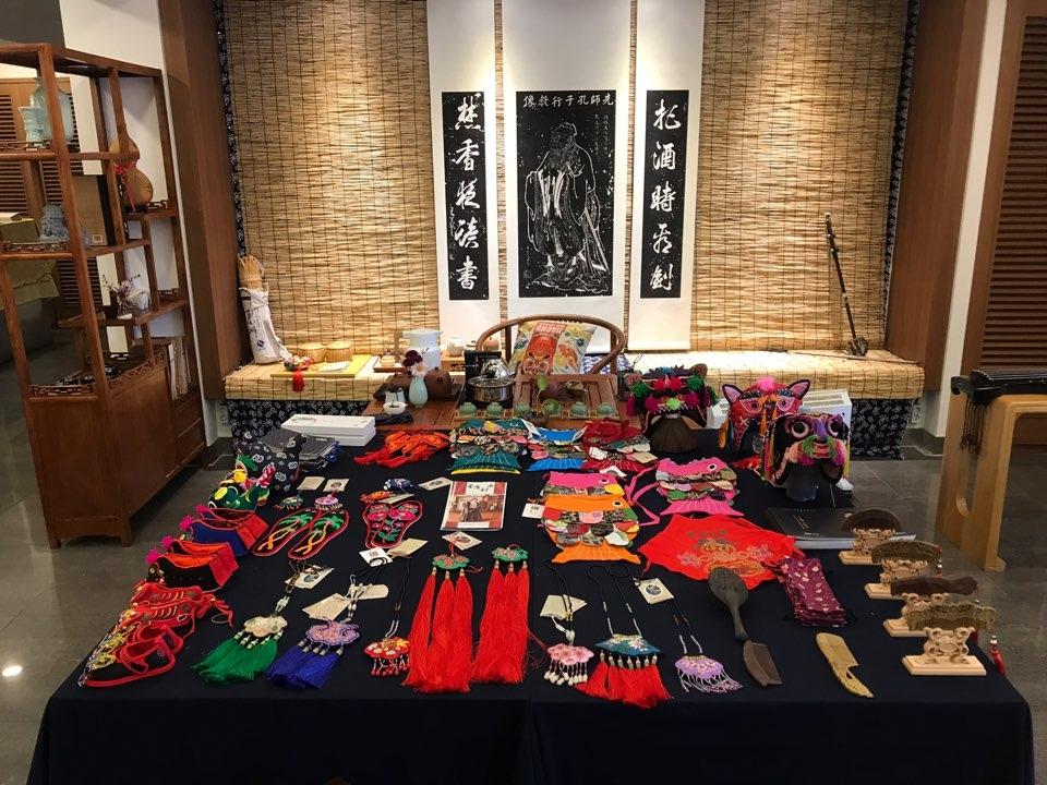 山东传统文化交流展在韩开展