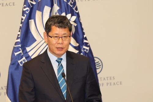 韩统一部长官:向美方详细说明金刚山旅游项目