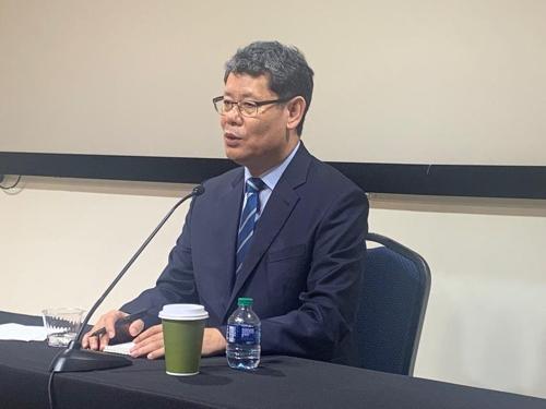 韩国统一部长官金炼铁 韩联社