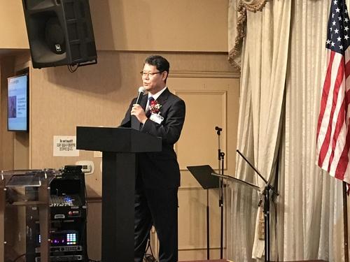 韩统一部长官:需力促韩朝美关系形成良性循环