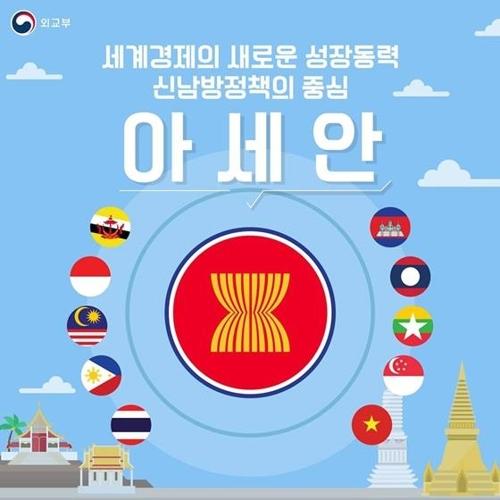 韩国与东盟建立对话关系30年经贸额增长20倍