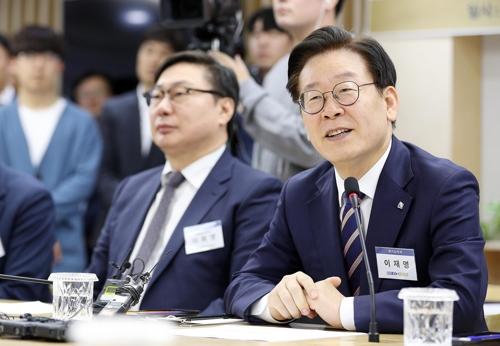 韩京畿道知事李在明将访问重庆