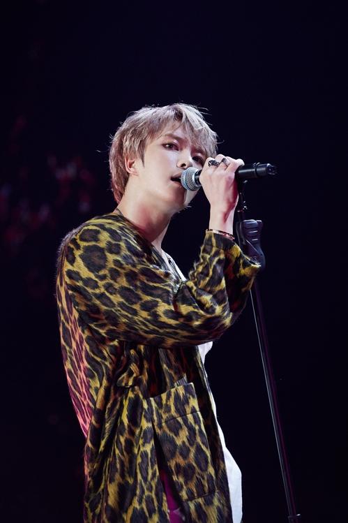 JYJ金在中明年推新专辑启动亚洲巡演
