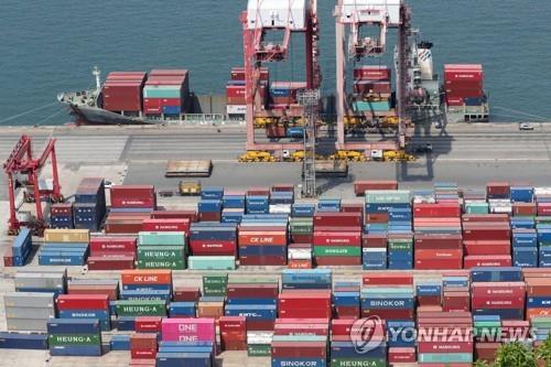 韩11月出口同比减少14.3%