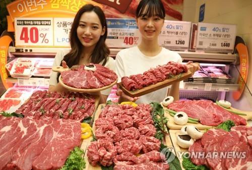 韩国前10月美国牛肉进口量创新高