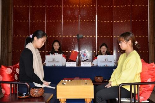 吴清源杯韩国棋手崔精战胜王晨星夺冠