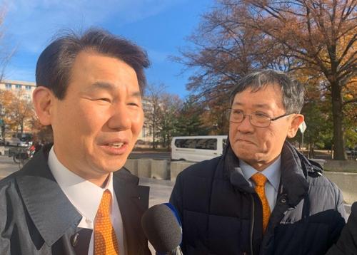 韩美防卫费谈判韩方代表回应特朗普涉军费言论