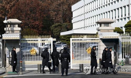 韩检方搜查青瓦台调查停止监察涉腐前地方官疑窦