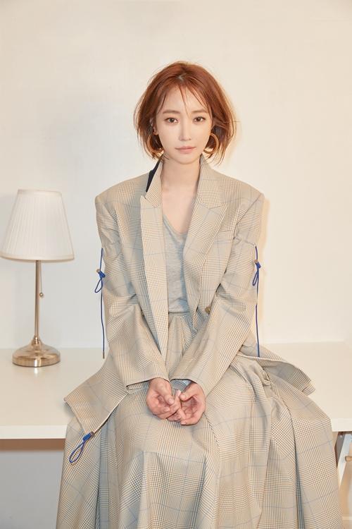 演员高俊熙 韩联社/经纪公司供图(图片严禁转载复制)