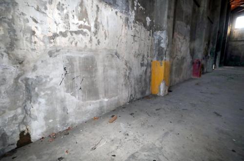 资料图片:日本陆军造兵厂遗址 韩联社