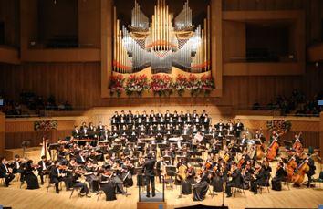 韩国男声合唱团将应邀赴哈尔滨演出