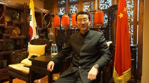 首尔中国文化中心主任:文化交流离不开双边关系发展