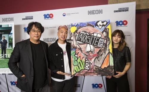 一周韩娱:《寄生虫》获金球奖提名 JYP为艺人安全发声