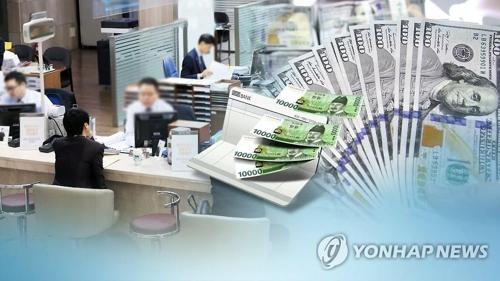 调查:韩国家庭平均负债额近50万元