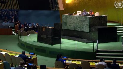 联合国大会连续15年通过朝鲜人权决议
