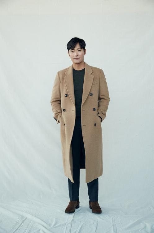 李炳宪 BH娱乐供图(图片严禁转载复制)