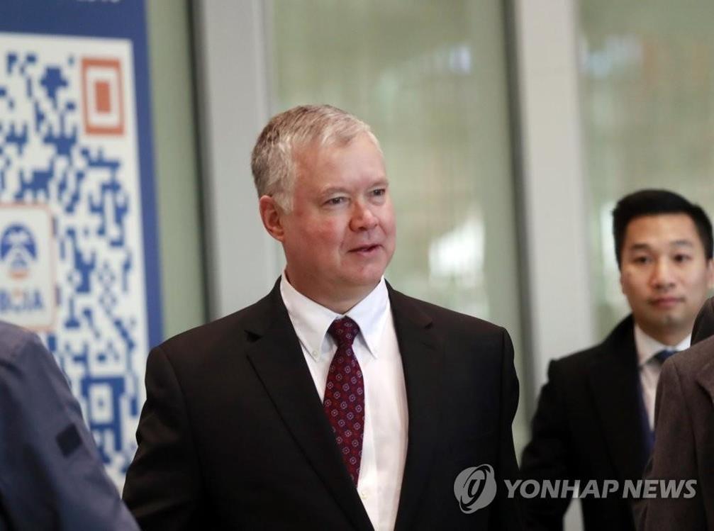 韩青瓦台:美对朝代表访华重在推动朝美对话
