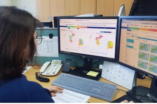 韩中空气质量预报信息共享机制今启动