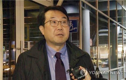 韩对朝代表或下月访美协商对朝策略