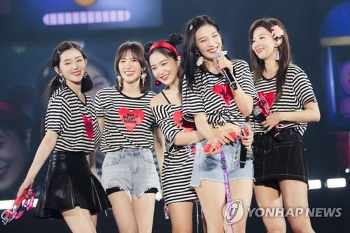 一周韩娱:Red Velvet暂停组合活动 防弹MV播放量又破6亿